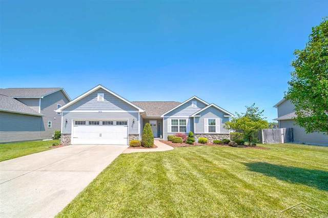 5878 Cloudberry, Saginaw Twp, MI 48603 (#61050016178) :: The Alex Nugent Team | Real Estate One