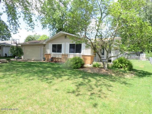 36 Cardinal Dr, COLDWATER CITY, MI 49036 (MLS #62020025138) :: The Toth Team
