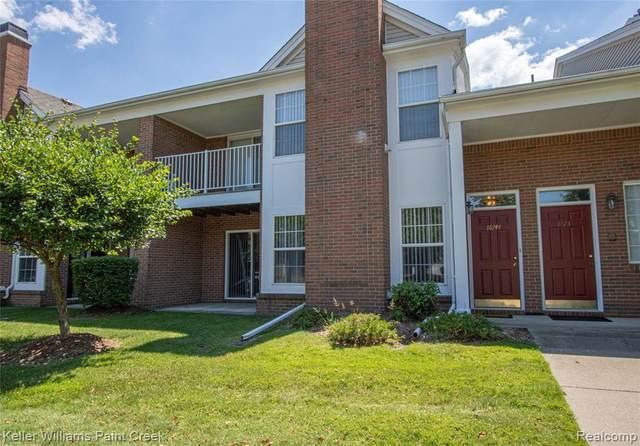 16744 Glenmoor Boulevard, Macomb Twp, MI 48044 (#2200050399) :: The Alex Nugent Team | Real Estate One