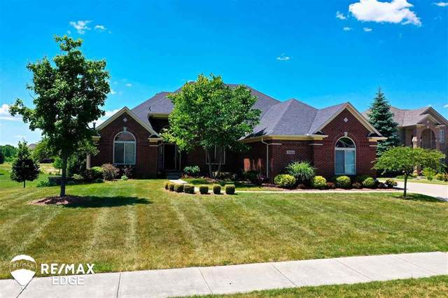7228 Andrea Ct, Grand Blanc Twp, MI 48439 (MLS #5050016223) :: The John Wentworth Group