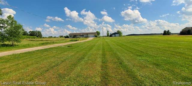 7404 Farrand Road, Forest Twp, MI 48746 (#2200050504) :: Alan Brown Group