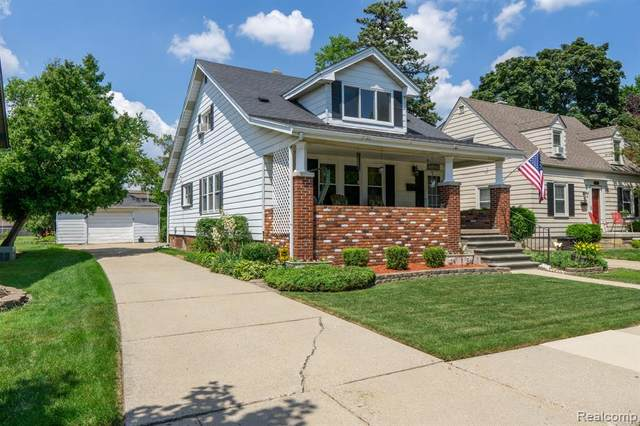 8161 Warren Boulevard, Center Line, MI 48015 (#2200050505) :: The Alex Nugent Team | Real Estate One