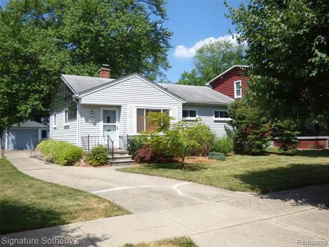 1767 Mortenson Boulevard, Berkley, MI 48072 (#2200050537) :: Alan Brown Group