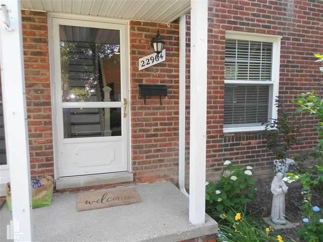 22964 Gary #423, Saint Clair Shores, MI 48080 (#58050016275) :: Duneske Real Estate Advisors
