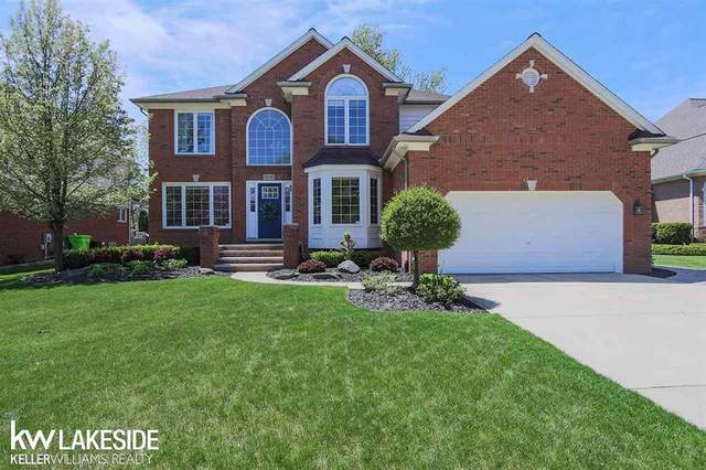 57037 Stone Briar, Washington Twp, MI 48094 (MLS #58050016282) :: The Toth Team