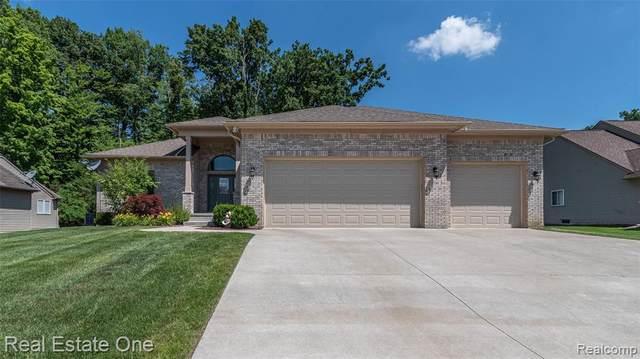 1796 Kristina Drive, White Lake Twp, MI 48386 (#2200050659) :: The Alex Nugent Team | Real Estate One