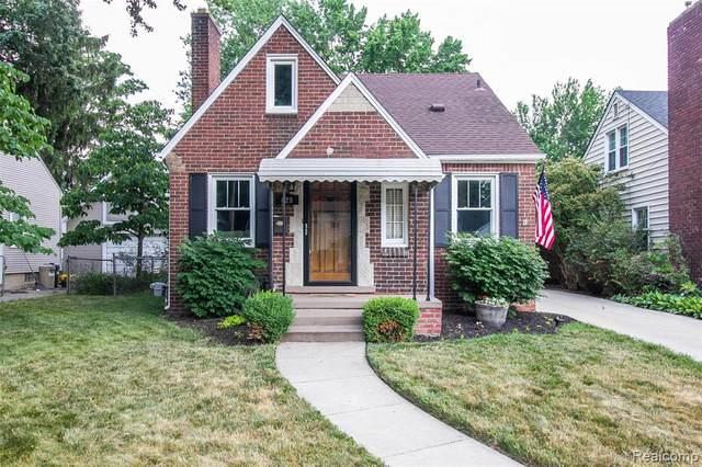 629 S Altadena Avenue, Royal Oak, MI 48067 (#2200050661) :: The Alex Nugent Team   Real Estate One
