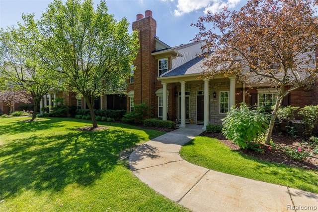 3474 Tremonte Circle N #151, Oakland Twp, MI 48306 (#2200050667) :: The Alex Nugent Team | Real Estate One