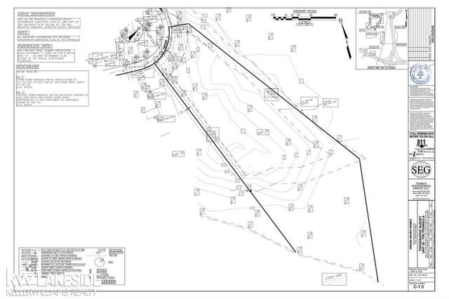 Lot 26 Lake Edge, Brighton Twp, MI 48114 (#58050016300) :: Duneske Real Estate Advisors