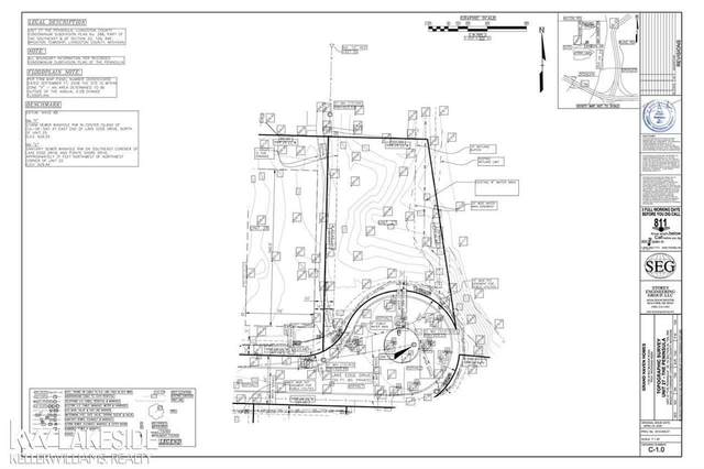 Lot 28 Lake Edge, Brighton Twp, MI 48114 (#58050016304) :: Duneske Real Estate Advisors