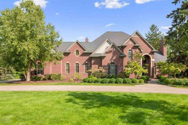 1849 Orchard, Bloomfield Twp, MI 48301 (#58050016320) :: The Alex Nugent Team | Real Estate One