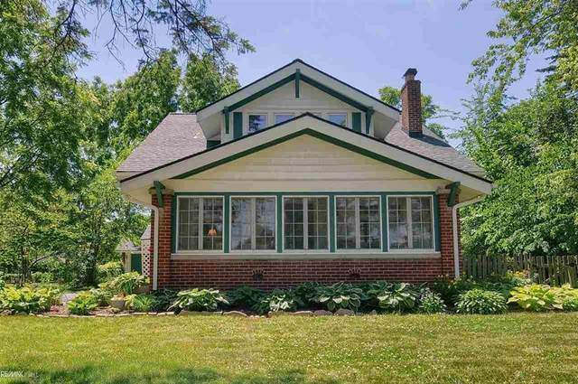 6097 Andersonville Rd, Waterford, MI 48329 (#58050016344) :: GK Real Estate Team