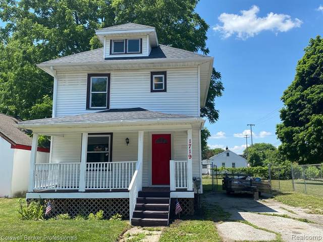 1719 New York Avenue, Lansing, MI 48906 (#2200050863) :: GK Real Estate Team
