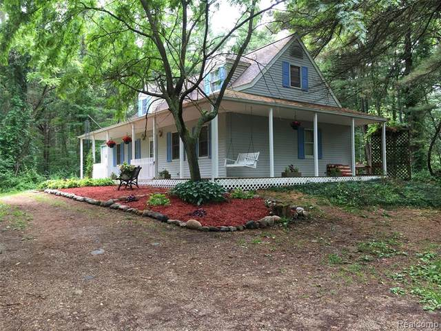 2750 N Sand Lake Road, ALLEN TWP, MI 49242 (#2200050878) :: RE/MAX Nexus