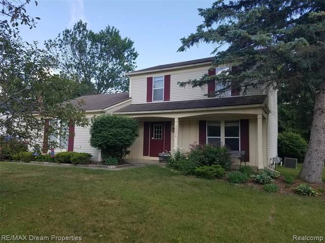 36336 Fredericksburg Road, Farmington Hills, MI 48331 (#2200050884) :: The BK Agency
