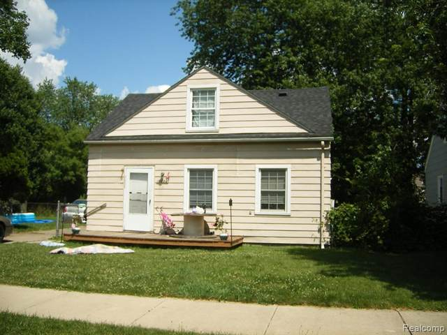 11652 Berwyn, Redford Twp, MI 48239 (#2200050979) :: The BK Agency