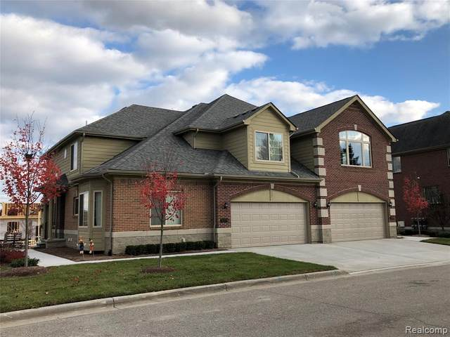 53204 Celtic Court, Shelby Twp, MI 48315 (#2200050992) :: The BK Agency