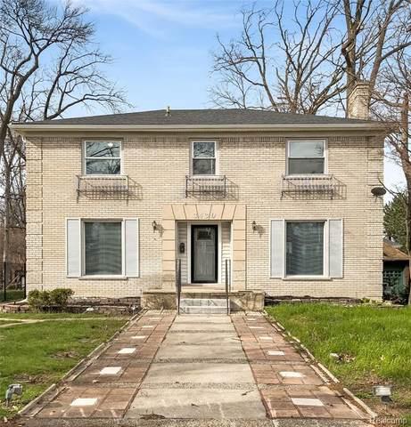 3430 Sherbourne Road, Detroit, MI 48221 (#2200051021) :: The Mulvihill Group
