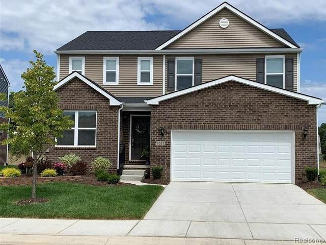 51366 Kirby Drive, Chesterfield Twp, MI 48051 (MLS #2200051031) :: The John Wentworth Group