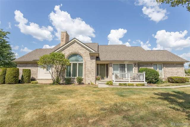 43379 Napa Drive, Sterling Heights, MI 48314 (MLS #2200051074) :: The John Wentworth Group