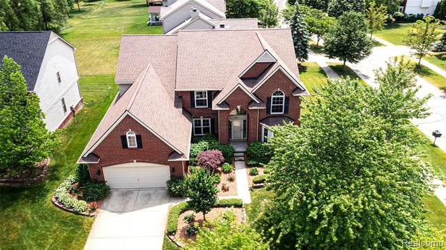 40673 Camborne Lane, Novi, MI 48375 (#2200051234) :: Novak & Associates