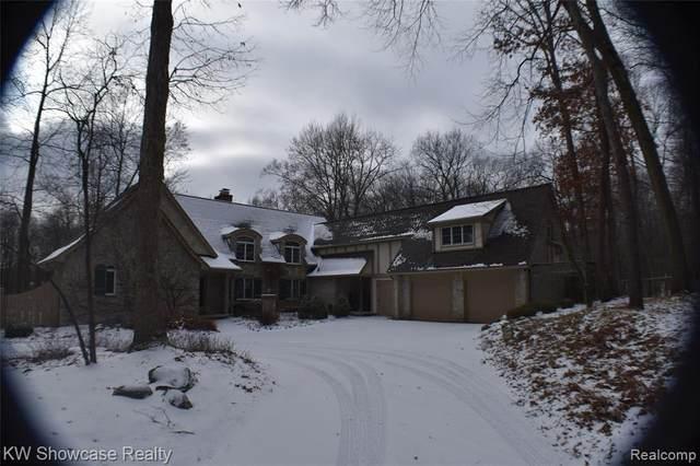 2536 Addison Hills Court, Addison Twp, MI 48370 (#2200051273) :: RE/MAX Nexus