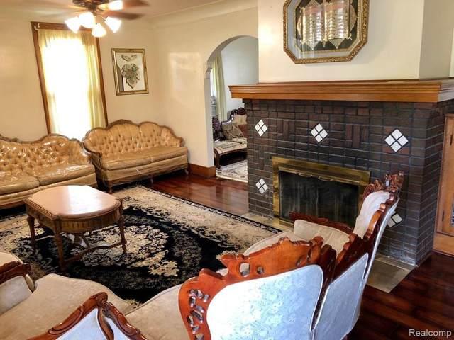 4505 Curtis Street, Dearborn, MI 48126 (#2200051386) :: GK Real Estate Team