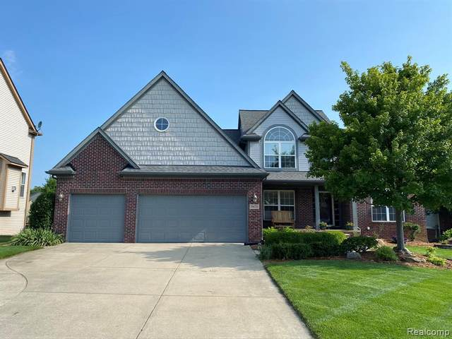 9473 Shelby Drive, White Lake Twp, MI 48386 (#2200051393) :: The Alex Nugent Team | Real Estate One