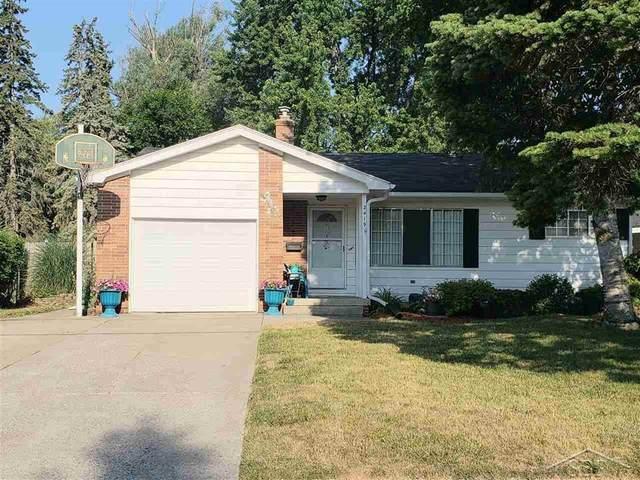 2419 Barnard St, Saginaw, MI 48602 (#61050016513) :: The Alex Nugent Team | Real Estate One