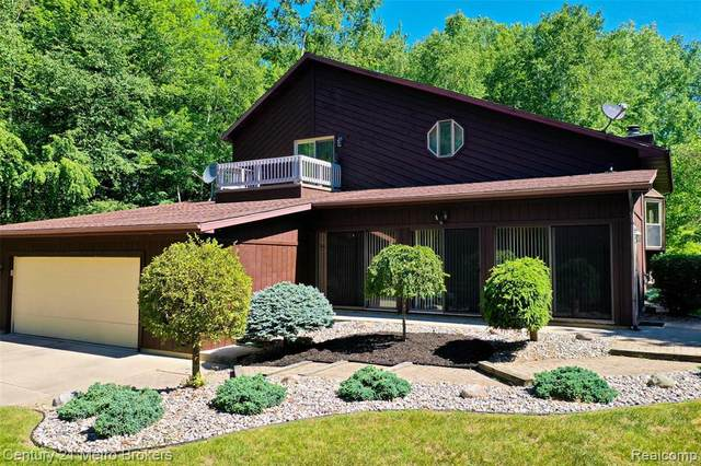 9341 Pettit Road, Taymouth Twp, MI 48415 (#2200051430) :: The Alex Nugent Team | Real Estate One