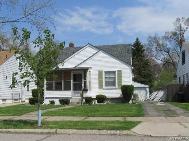 8050 Pierson Street, Detroit, MI 48228 (#2200051461) :: RE/MAX Nexus