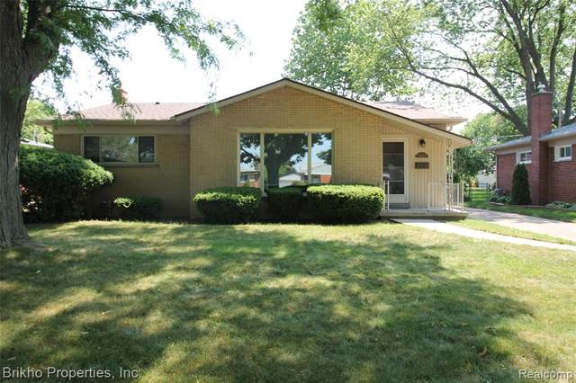 14432 Lyons Street, Livonia, MI 48154 (#2200051546) :: Novak & Associates