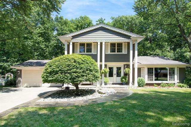 11133 Old Bridge Road, Grand Blanc, MI 48439 (#2200051547) :: BestMichiganHouses.com