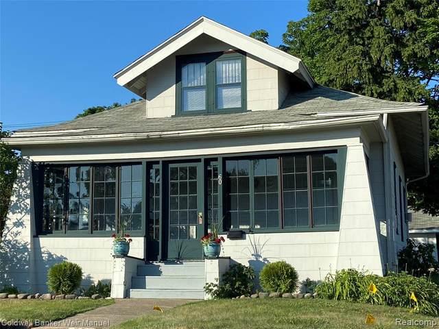 60 Washington St, Oxford Vlg, MI 48371 (#2200051563) :: The Alex Nugent Team   Real Estate One