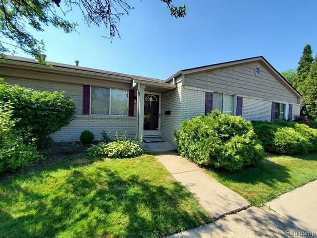 26025 Franklin Pointe Drive, Southfield, MI 48034 (#2200051650) :: The BK Agency