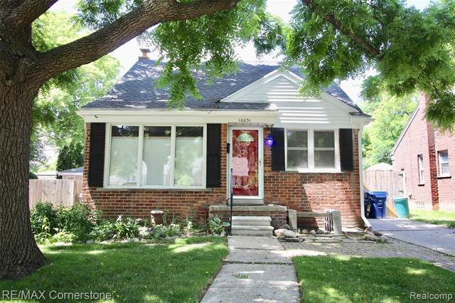 10031 Dixie, Redford Twp, MI 48239 (#2200051656) :: The BK Agency