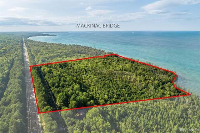 8000 Us 23 Hwy, Mackinaw Twp, MI 49701 (#2200051665) :: The Merrie Johnson Team