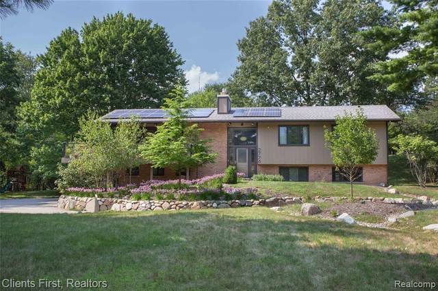 2776 Daleview Drive, Scio Twp, MI 48105 (MLS #2200051682) :: The Toth Team