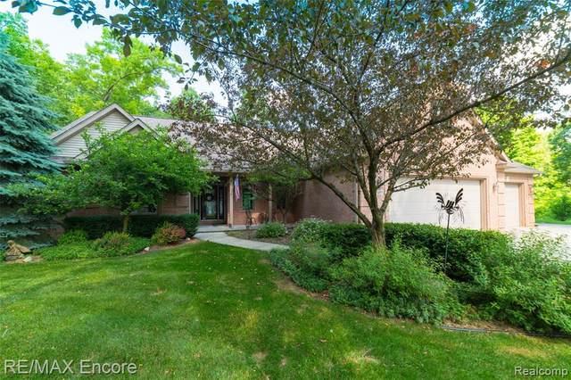 15469 Pineview Ridge Court, Argentine Twp, MI 48451 (#2200051711) :: GK Real Estate Team
