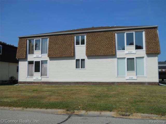3541-47 Parkway Dr, Port Huron, MI 48060 (#2200051921) :: GK Real Estate Team