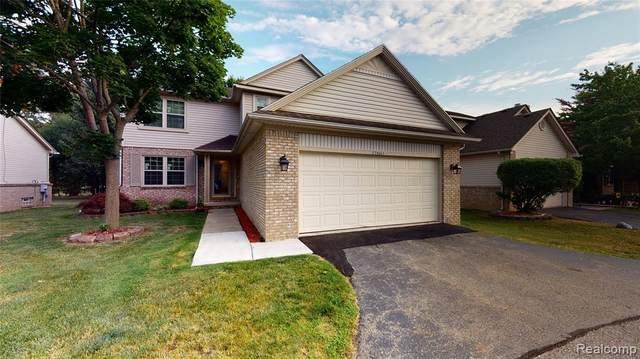 28653 Bayberry Park Drive, Livonia, MI 48154 (#2200051924) :: GK Real Estate Team