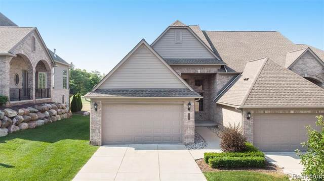 5696 Knob Hill Circle #24, Independence Twp, MI 48348 (MLS #2200051930) :: The John Wentworth Group