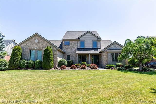 22277 Boulder Drive, Farmington Hills, MI 48335 (#2200051931) :: The BK Agency