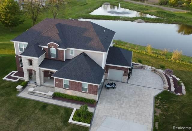 1382 Goldeneye Lane, Orion Twp, MI 48360 (#2200051996) :: GK Real Estate Team