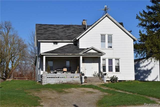 3382 Main Street, Marlette, MI 48453 (MLS #2200052000) :: The John Wentworth Group