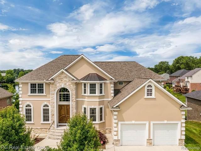 2140 E Shore Drive, Rochester Hills, MI 48307 (#2200052001) :: GK Real Estate Team