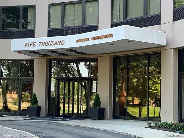 5000 Town Center Ste. 301, Southfield, MI 48075 (#2200052012) :: The BK Agency