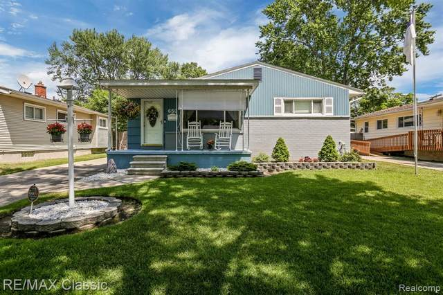 650 Browning Street, Ypsilanti Twp, MI 48198 (#2200052129) :: GK Real Estate Team