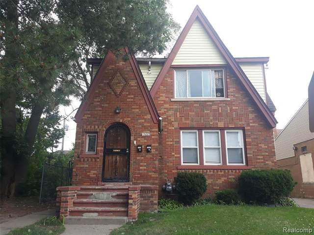 15895 Cloverlawn Street, Detroit, MI 48238 (#2200052167) :: GK Real Estate Team