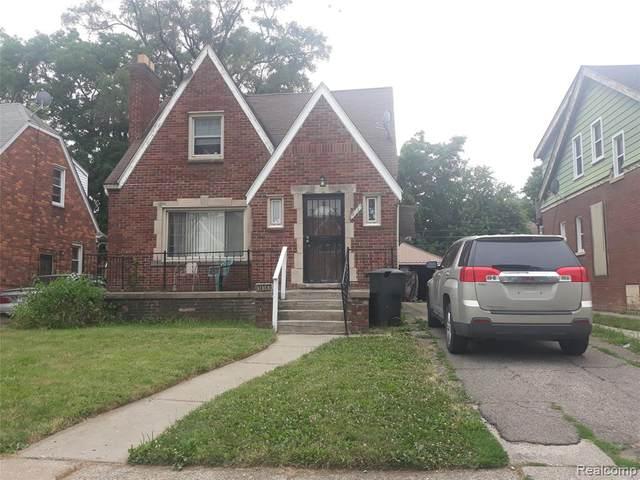 14187 Rutherford Street, Detroit, MI 48227 (#2200052170) :: BestMichiganHouses.com